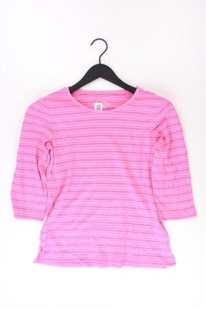 Adagio T-shirt lichtroze-roze-roze-neonroos Katoen