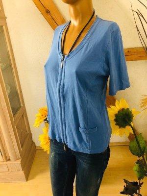 Adagio Camiseta azul acero