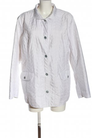 Adagio Quilted Jacket white quilting pattern casual look