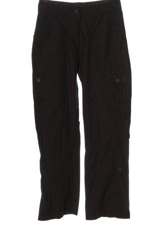 Adagio Jersey Pants brown casual look