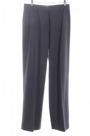 Adagio Stoffhose anthrazit Business-Look