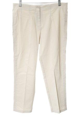 Adagio Stoffhose beige Casual-Look