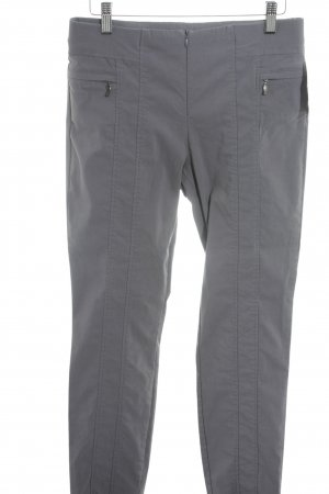 Adagio Jersey Pants dark grey casual look