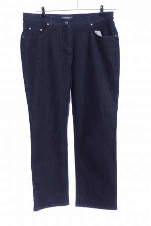 Adagio Straight Leg Jeans blue casual look