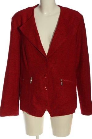 Adagio Cardigan red casual look