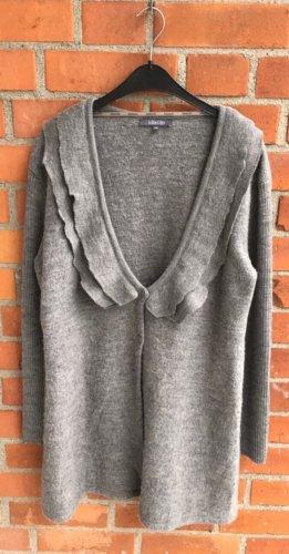 Adagio Knitted Coat grey