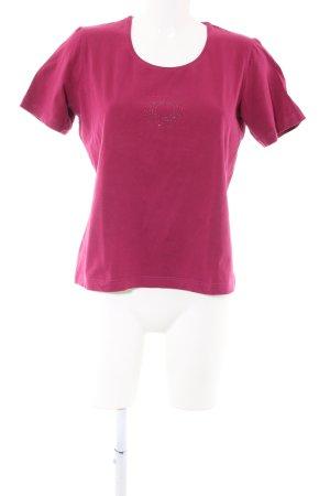 Adagio T-Shirt pink Casual-Look