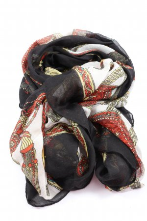 Adagio Traditional Scarf abstract pattern casual look