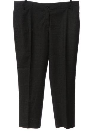 Adagio Wollen broek zwart casual uitstraling