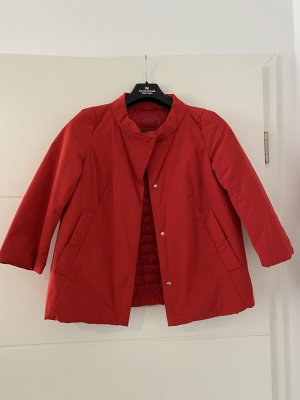 Add Down Jacket brick red polyester