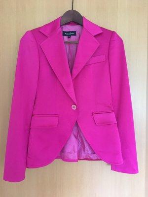 Adele Fado Blazer corto rosa
