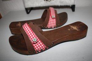 Adelheid Slipper Socks multicolored