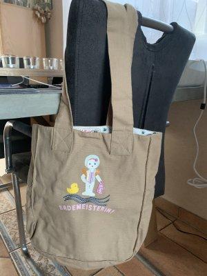 Adelheid Canvas Bag beige
