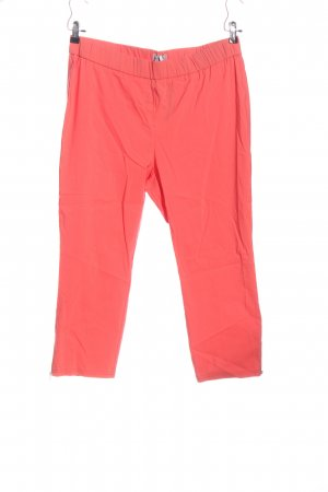Adelina Jersey Pants pink casual look