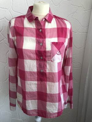 Adenauer&Co Bluse pink