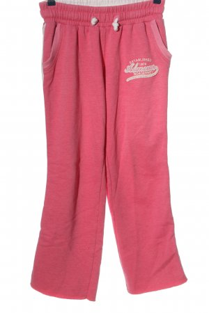 Adenauer & Co Sweathose pink Casual-Look