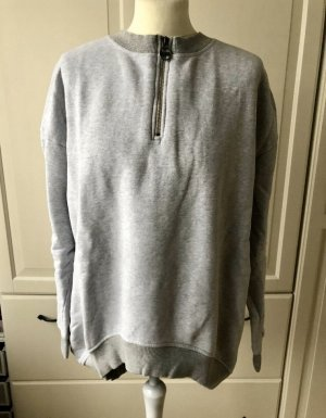 Adenauer & Co Sweatshirt gris