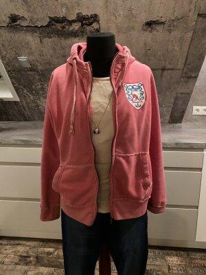 Adenauer Sweatshirt Jacke L / XL weich und sweet