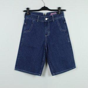 Jeansowe szorty niebieski