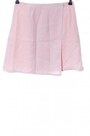 adessa Minirock pink Allover-Druck Casual-Look