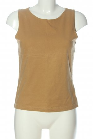 adessa Camicia maglia marrone stile casual