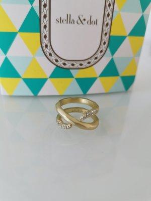 """Adeva"" Ring von Stella&Dot (Gr.6)"