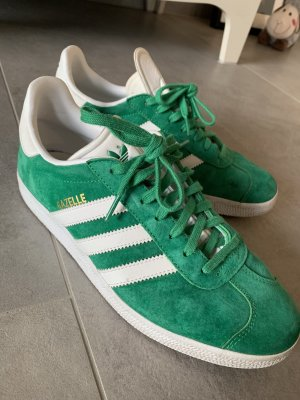 Adidas Originals Lace-Up Sneaker green