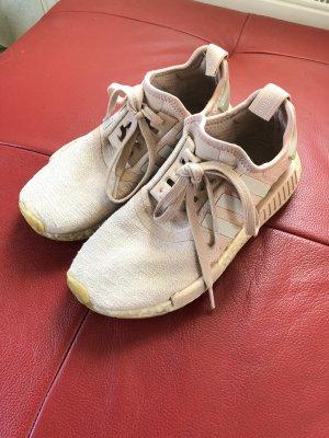 Adidas Sneakers met veters nude-lichtgrijs