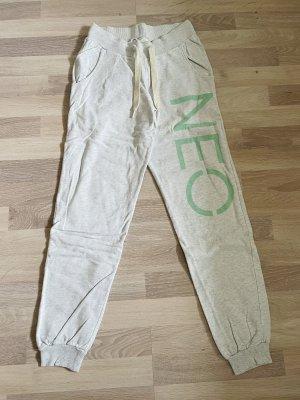 Adidas NEO Spodnie sportowe jasnoszary