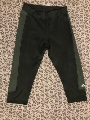 Adidas Leggings verde scuro