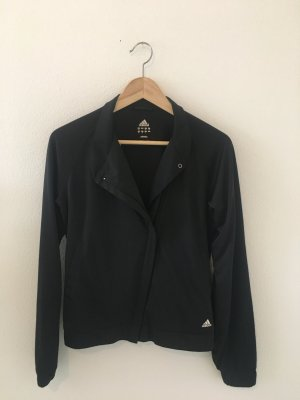 Adidas Sports Jacket black-silver-colored
