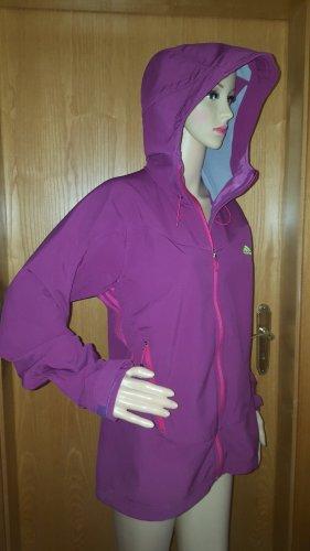 Adidas Veste softshell violet polyester