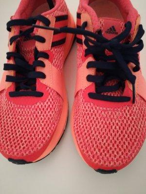 Adidas Basket à lacet saumon