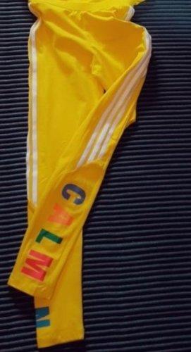 Adidas Originals Leggings giallo