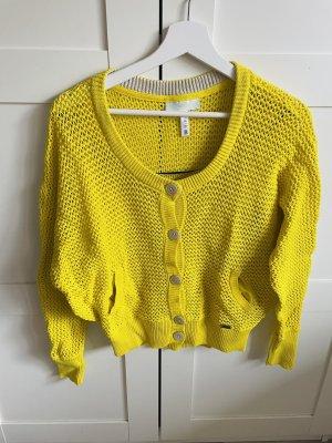 Adidas NEO Cardigan yellow