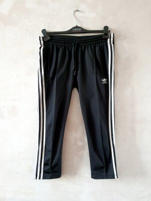 Adidas Trackies white-black