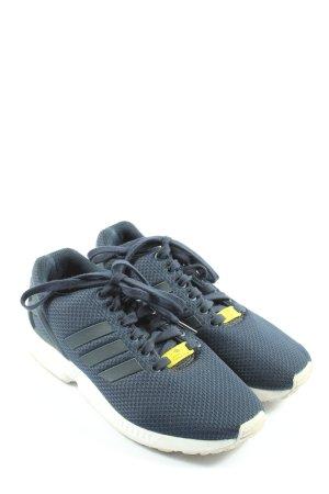 Adidas Sneakers met hak blauw prints met een thema casual uitstraling