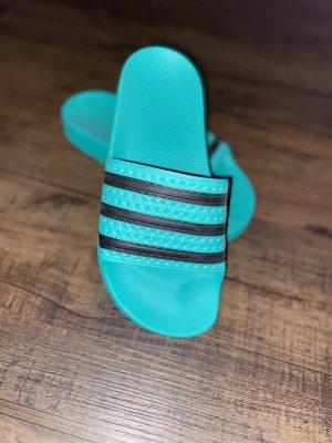 Adidas Sandalo comodo turchese