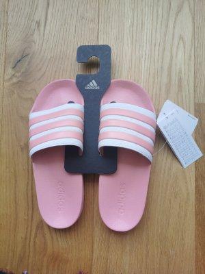 Adidas Klapki basenowe różowy
