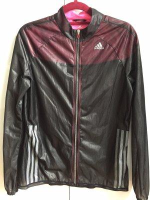 Adidas Coupe-vent noir-rose