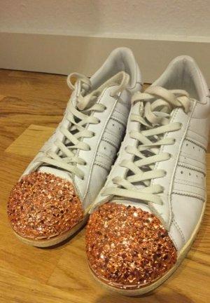 Adidas Allstars Glitzer