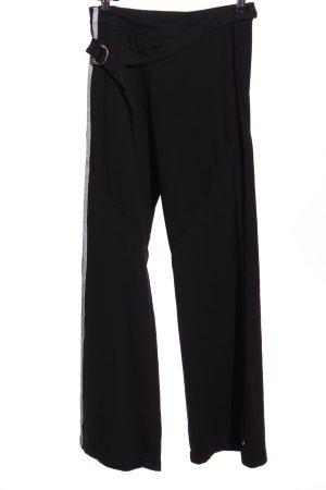 Adidas Baggy Pants schwarz Casual-Look