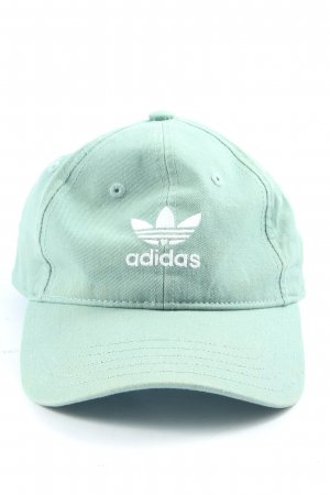 Adidas Berretto da baseball turchese stile casual