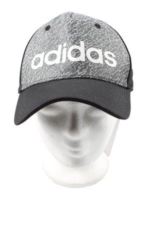 Adidas Basecap abstraktes Muster Casual-Look