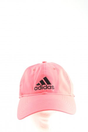 Adidas Baseball Cap pink-black casual look