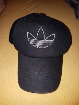 Adidas Baseball Cap black-silver-colored