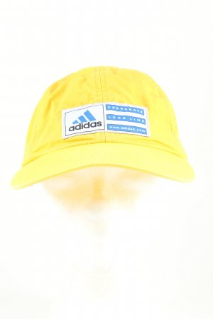 Adidas Baseball Cap themed print casual look