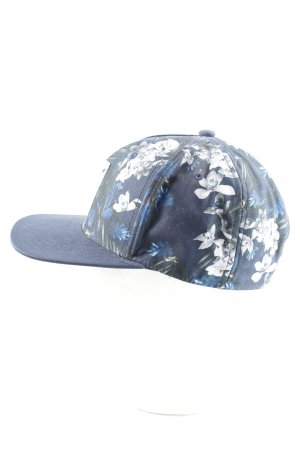 Adidas Baseball Cap flower pattern casual look