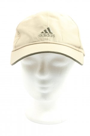 Adidas Baseball Cap natural white casual look