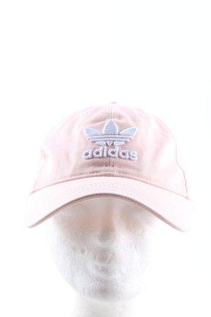 Adidas Baseballówka różowy-biały W stylu casual